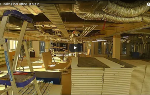 Rialto Melbourne – Commercial electrical office fit out