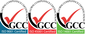 Keece Electrical are ISO certified
